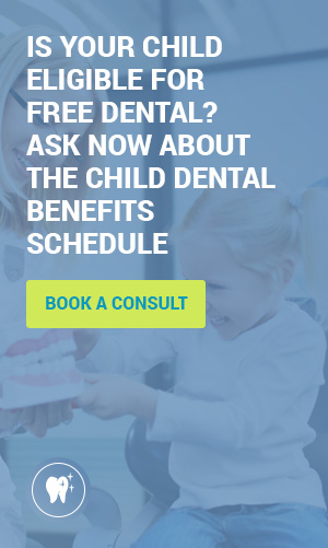 is your child eligible for free dental